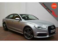 17 Audi A6 Saloon 2.0TDI ultra (190ps) S Tronic SE Executive-HEATED SEATS-FASH