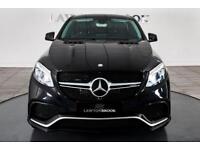 Mercedes-Benz GLE63 5.5 4MATIC 7G-Tronic AMG S Premium