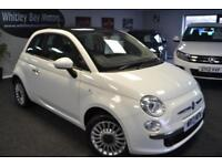 2013 Fiat 500 1.2 Lounge (s/s) 3dr
