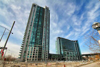 Gorgeous waterfront One bedroom condo