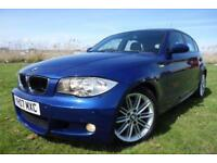 2007 BMW 1 Series 2.0 120d M Sport 5dr