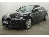 2014 Audi A6 TDI S LINE Diesel black CVT