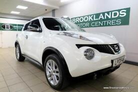 Nissan Juke TEKNA 1.5 DCI [SAT NAV, LEATHER, REVERSE CAMERA and HEATED SEATS]