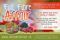 Fall Fibre Affair!