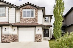 OPEN HOUSE: Spacious 3 Bedroom Home backing on to Gorgeous Pond