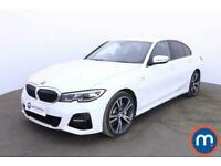 2020 BMW 3 Series 330e M Sport 4dr Auto Saloon Hybrid Automatic
