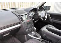2009 Land Rover Freelander 2.2 TD4 HSE 5dr Diesel black Automatic