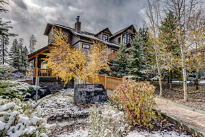 Walk Out Condo In Canmore For Sale!!!