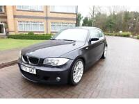 SOLD NOW 2008 BMW 123 2.0TD M Sport left hand drive lhd Spanish Registered