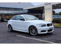 2012 BMW 1 Series 2.0 123d Sport Plus 2dr