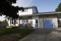 North Oshawa 4-bedroom detached home for rent