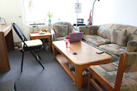 *** 1 Bedroom Apt for Rent - Available Now - McGill Ghetto ***