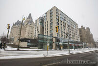 *LUXURY 2+den condo at 700 Sussex!
