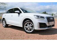 2018 Audi Q2 1.4 TFSI S Line 5dr Estate Petrol Manual