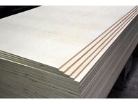 Builders grade - shuttering plywood 18MM 4x4 IS AVAILABLE AT DISCOUNTED PRICE 10.00 GBP