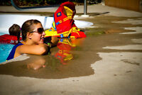 Private Red Cross Swimming Lessons/Pool Party Lifeguard