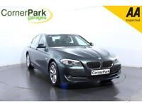 2013 BMW 5 SERIES 520D EFFICIENTDYNAMICS SALOON DIESEL
