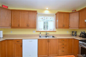 Beautiful good-quality cabinets, countertops & sink/faucet