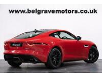 "2017 Jaguar F-Type I4 R-DYNAMIC REVERSE CAMERA SAT NAV 19"" R-DYNAMIC ALLOYS"