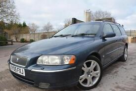 VOLVO V70 SE 2.4 D5 GEARTRONIC AUTOMATIC ESTATE*FULL HISTORY*FULL LEATHER*