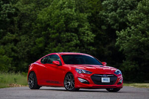 2014 Hyundai Genesis Coupe 2.0T Big Turbo