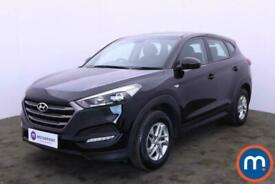 image for 2018 Hyundai Tucson 1.6 GDi Blue Drive S 5dr 2WD CrossOver Petrol Manual