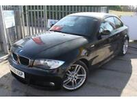BMW 123d M SPORT Diesel Manual Sat Nav FSH