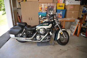 Kawasaki Vulcan 1500 Classic(swap for cargo trailer possible)