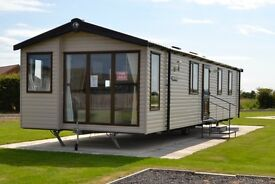 Swift Static on Plas Coch Luxury Holiday Park, Anglesey N Wales