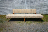 1960's Vintage Bench