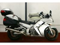 YAMAHA FJR1300 ** Full Luggage - Centre Stand - Electronic Adjustable Screen **