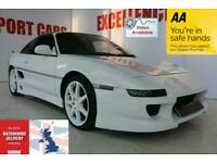 TOYOTA MR2 TWIN ENTRY TURBO * SUPER WHITE * STUNNING CAR * 12 MONTHS MOT *