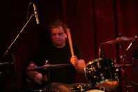Drummer with 30 years experience taking students