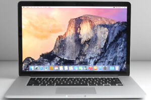 Apple macbook pro retina 15 2012