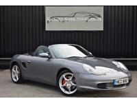 2004 Porsche Boxster S 3.2 Manual * Seal Grey + Hardtop + BOSE + etc *