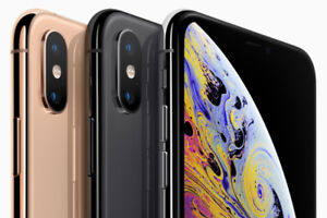 iPhone XS Max 256gb Space Grey UNLOCKED - Brand New in Box