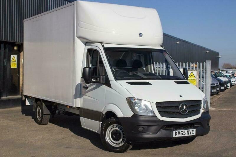 a55265af70 2015 Mercedes-Benz Sprinter 2.1 CDI 313 Luton 2dr (LWB). Long Eaton ...