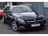2014 Mercedes-Benz CLS CLS350 Coupe 3.0CDi 265 SS AMG Sport 7GT+ Diesel black Au