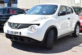 2011 Nissan Juke 1.6 16v Visia 5dr