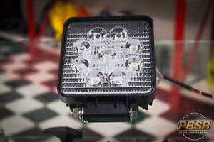 27 Watt LED Light Reverse Light 4x4 Work Ute ATV Quad Off Road Morayfield Caboolture Area Preview