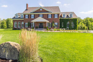 Simply Beautiful Home 2.5 acres. only 20 minutes from Milton