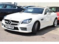 2013 Mercedes-Benz SLK 2.1 SLK250 CDI BlueEFFICIENCY AMG Sport 7G-Tronic