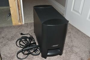 Bose PS 3-2-1 Subwoofer and cable