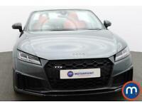 2021 Audi TT 50 TFSI 320 Quattro TTS Black Ed 2dr S Tronic Auto Convertible Petr