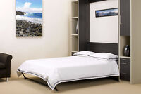 Murphy Wall Beds by Superior Cabinets Calgary
