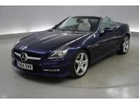 Mercedes-Benz Slk250 Amg Sport Cdi Blue