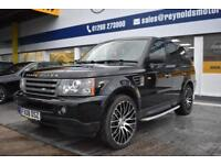 GOOD CREDIT CAR FINANCE AVAILABLE 2008 08 RANGE ROVER SPORT 2.7TDV6 HSE