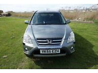 2005 Honda Cr-V 2.2 i-CDTi Executive 5dr