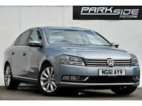 2012 Volkswagen Passat 2.0 TDI BlueMotion Tech Sport 4dr (start/stop)