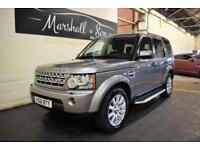 2011 61 LAND ROVER DISCOVERY 4 3.0 4 SDV6 HSE 5D AUTO 255 BHP DIESEL
